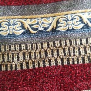 PIERRE CARDIN 100% silk men's tie